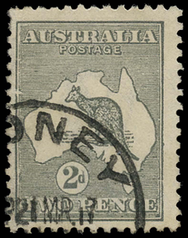 AUSTRALIA 1915  SG35a Used