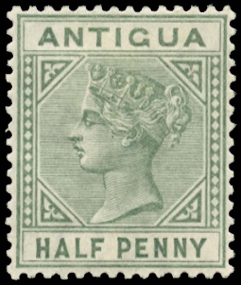 ANTIGUA 1882  SG21a Mint