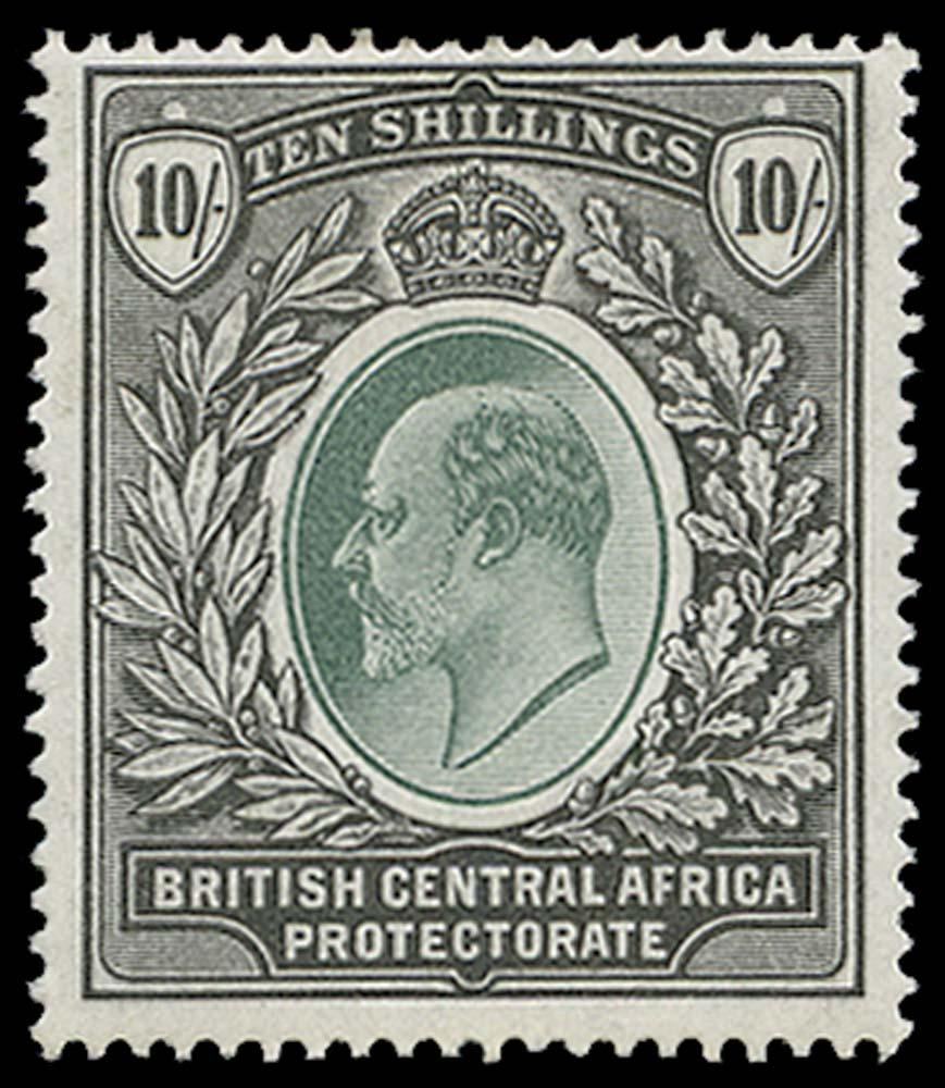 NYASALAND 1903  SG65 Mint