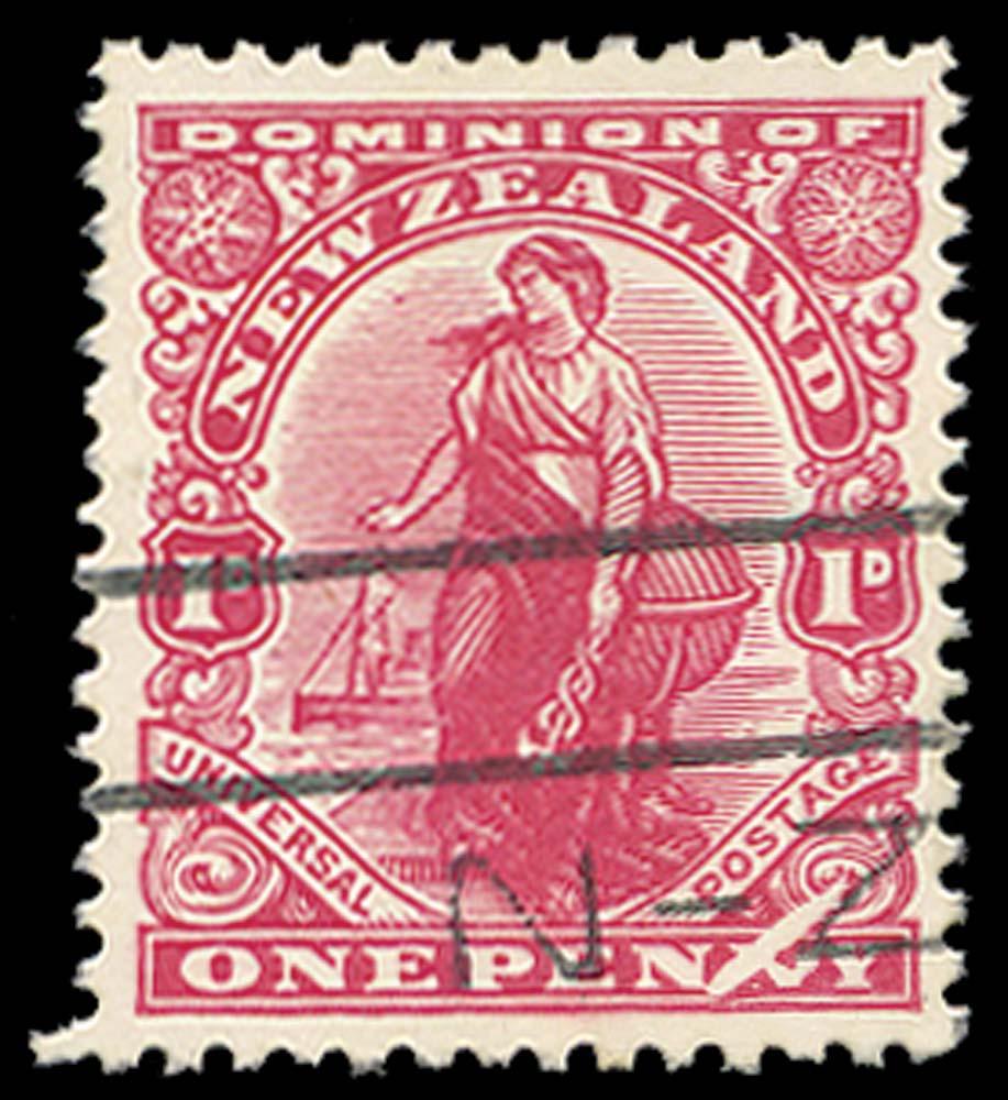 NEW ZEALAND 1909  SG410e Used