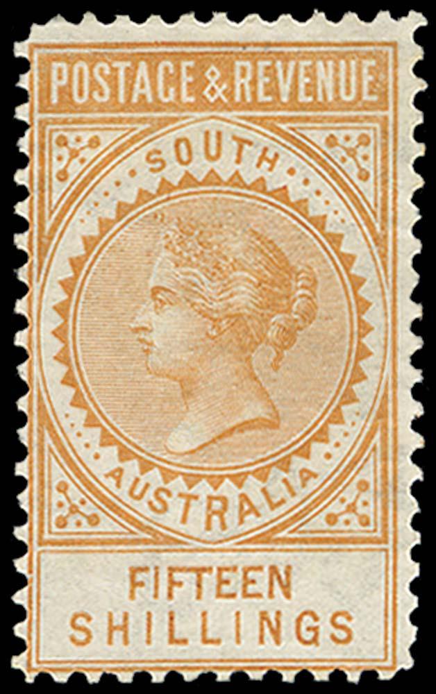 SOUTH AUSTRALIA 1886  SG198 Mint