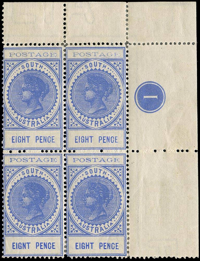 SOUTH AUSTRALIA 1902  SG272/a Mint