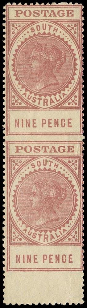 SOUTH AUSTRALIA 1906  SG302a var Mint