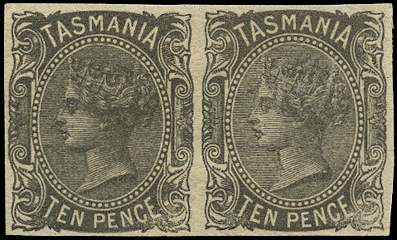 TASMANIA 1870  SG131a Mint