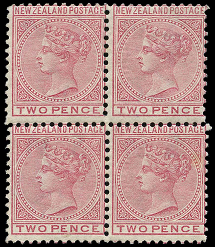 NEW ZEALAND 1878  SG181 Mint