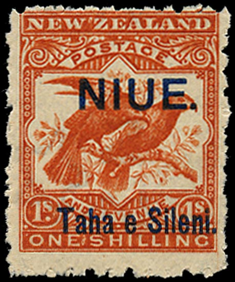 NIUE 1903  SG16a Mint