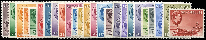 SEYCHELLES 1938  SG135a/49 Mint