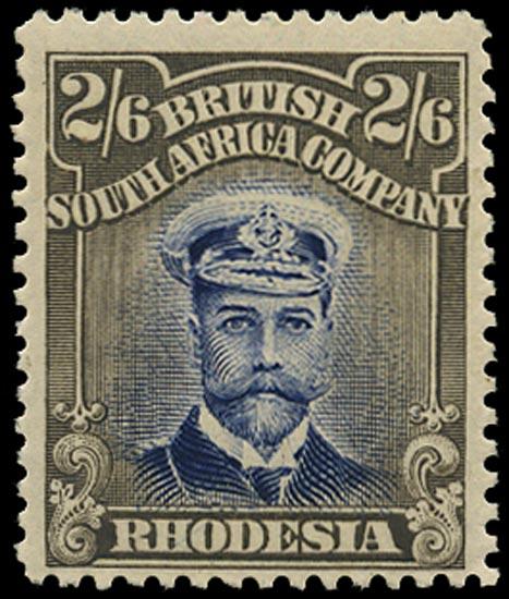 RHODESIA 1913  SG236 Mint