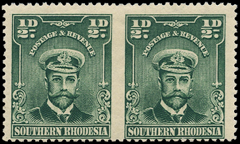 SOUTHERN RHODESIA 1924  SG1a Mint