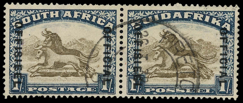 SOUTH AFRICA 1930  SGO17b Official