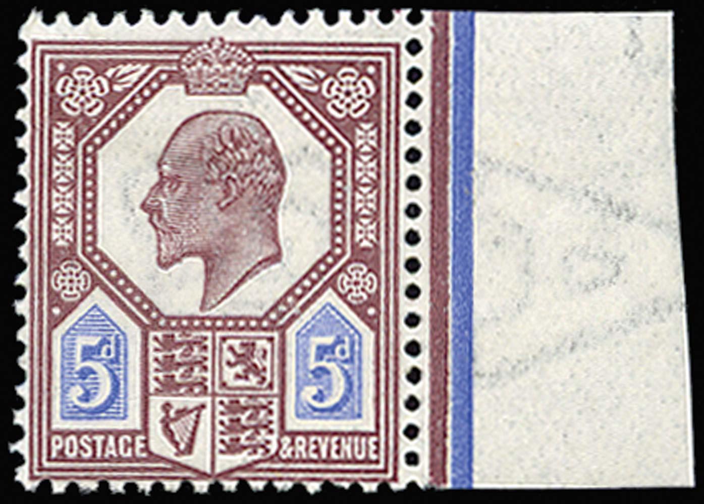 GB 1911  SG293 Mint