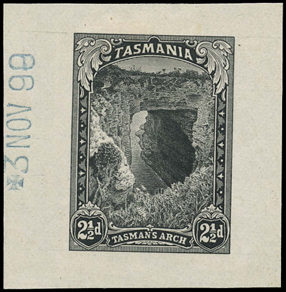 TASMANIA 1899  SG232 Proof