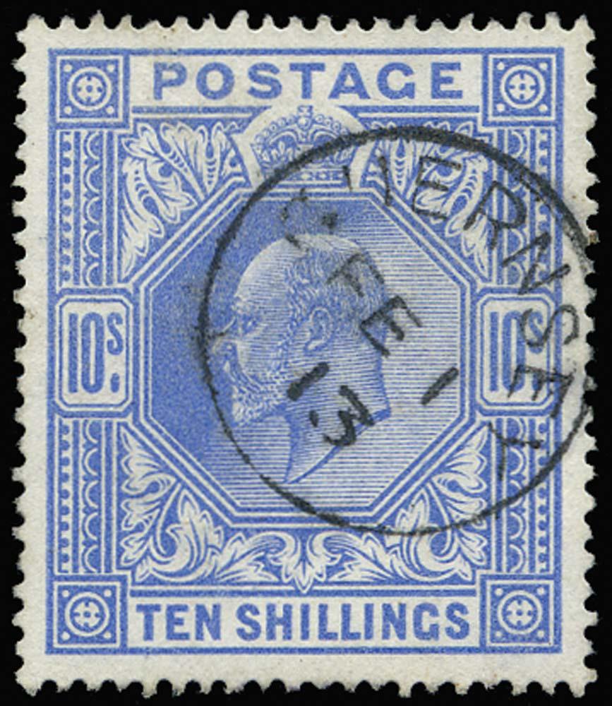GB 1912  SG319 Mint U/M example