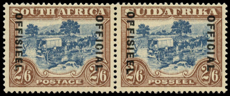 SOUTH AFRICA 1930  SGO19c Official