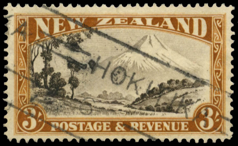 NEW ZEALAND 1935  SG569ay Used