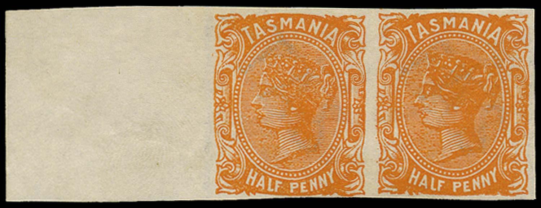 TASMANIA 1891  SG172a Mint