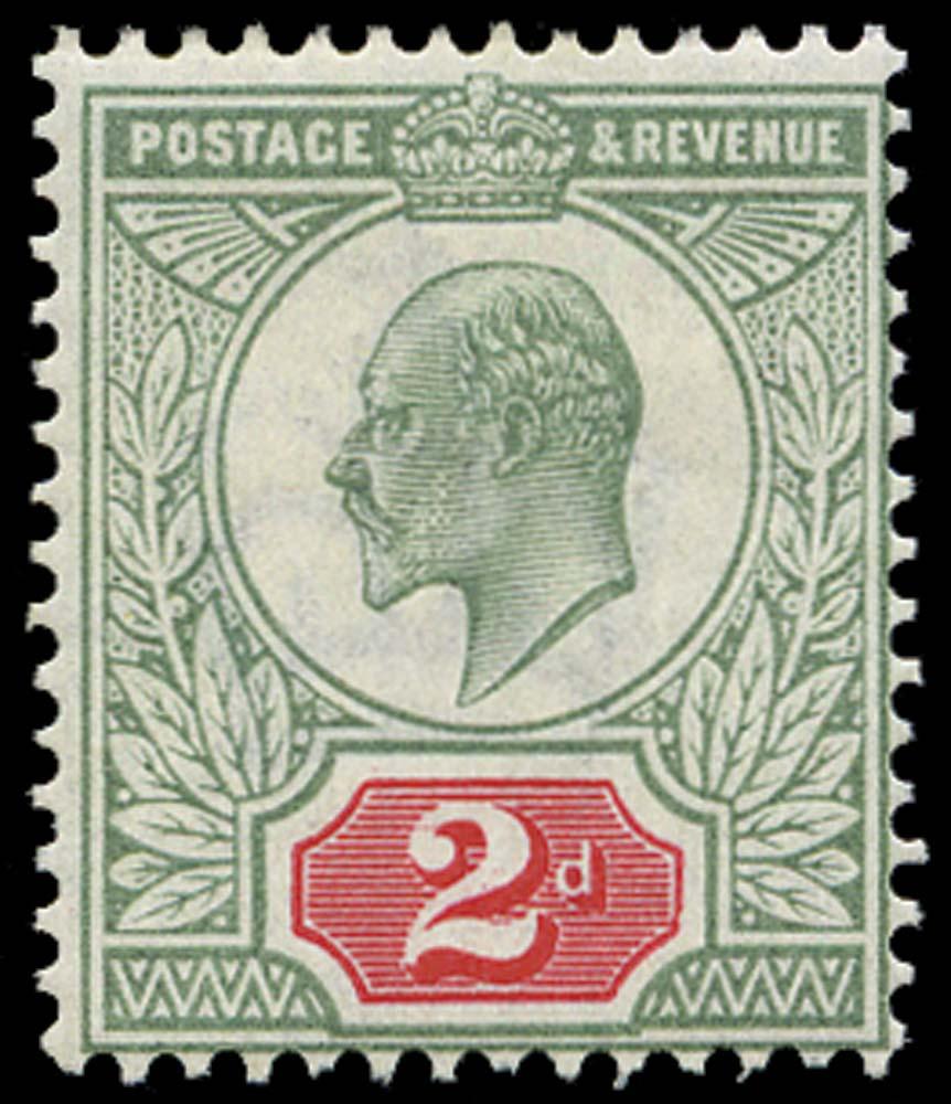 GB 1902  SG225 Mint unused