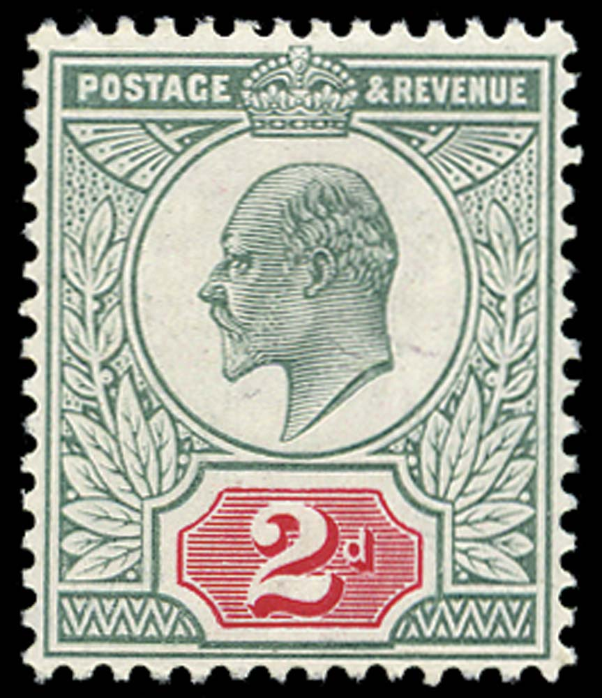 GB 1907  SG229 Mint unused o.g.