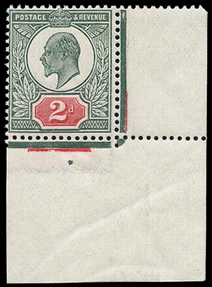 GB 1911  SG290 Mint unmounted o.g.