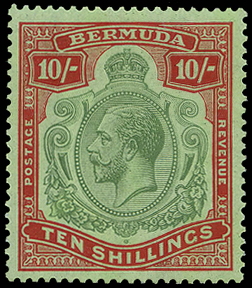 BERMUDA 1924  SG92 Mint