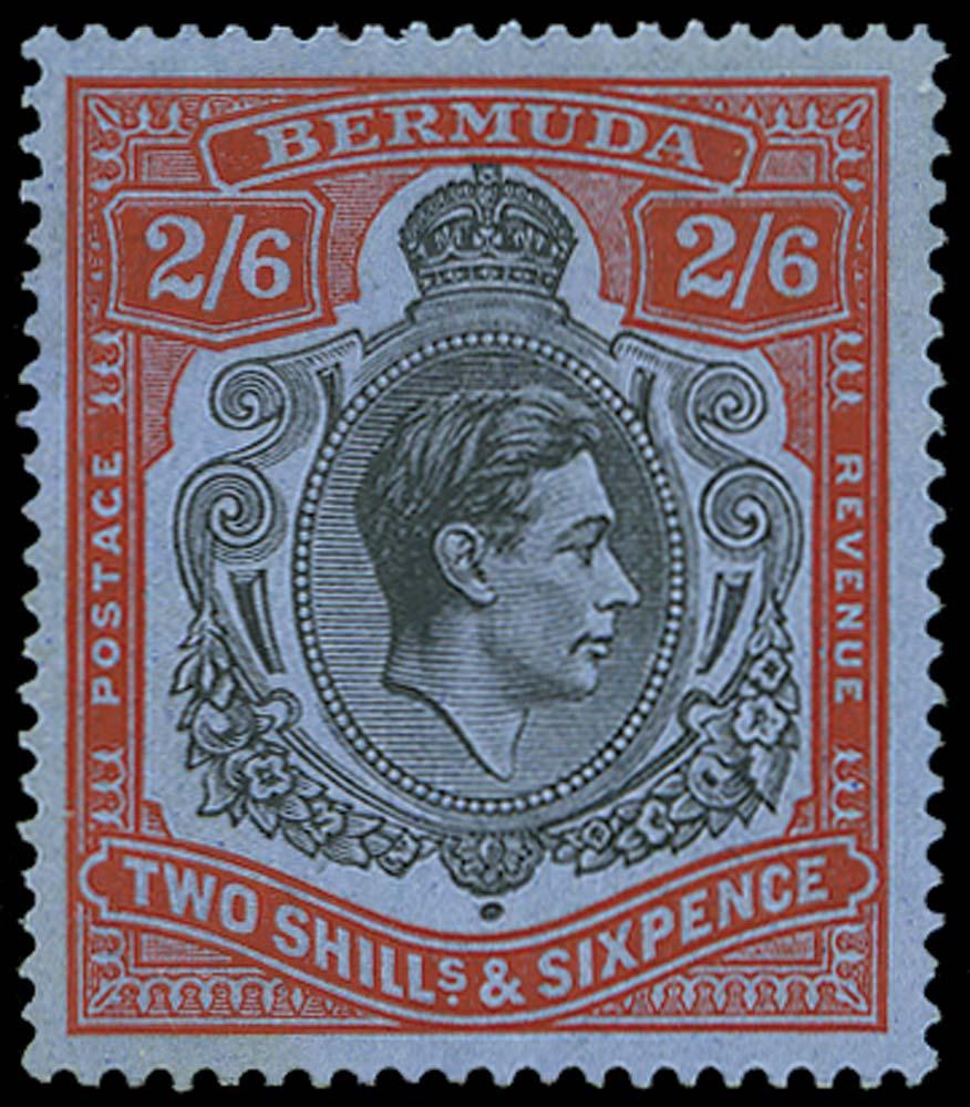 BERMUDA 1938  SG117 Mint