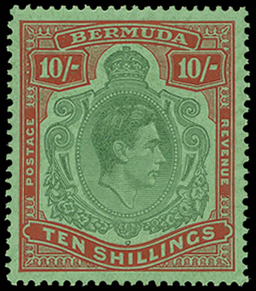 BERMUDA 1938  SG119d Mint