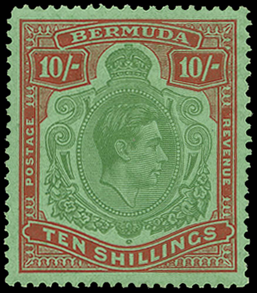 BERMUDA 1938  SG119f Mint