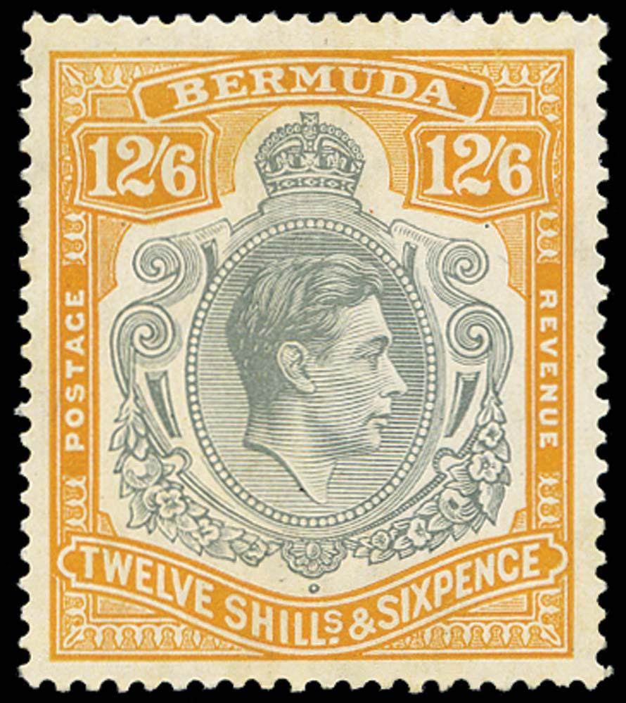 BERMUDA 1938  SG120b Mint