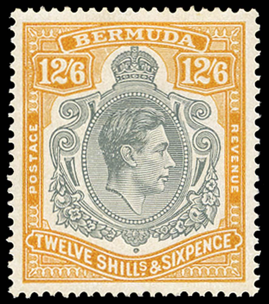 BERMUDA 1938  SG120c Mint