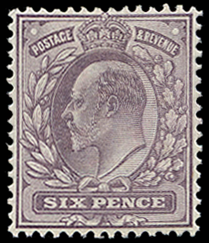 GB 1902  SG245 Mint unused o.g.
