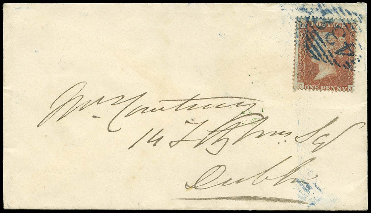 GB 1854 Pl.R2 Cover