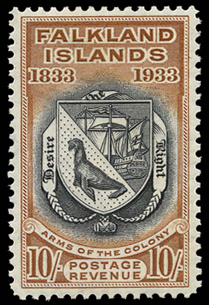 FALKLAND ISLANDS 1933  SG137 Mint