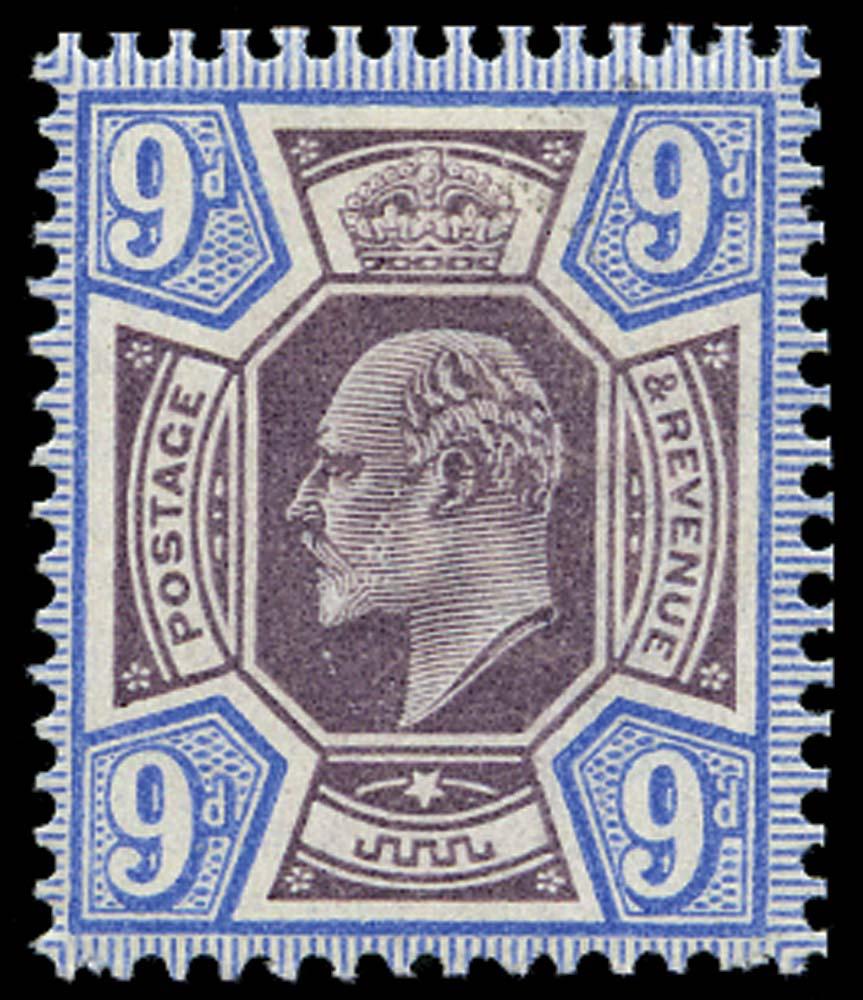 GB 1902  SG251var Mint unused o.g.