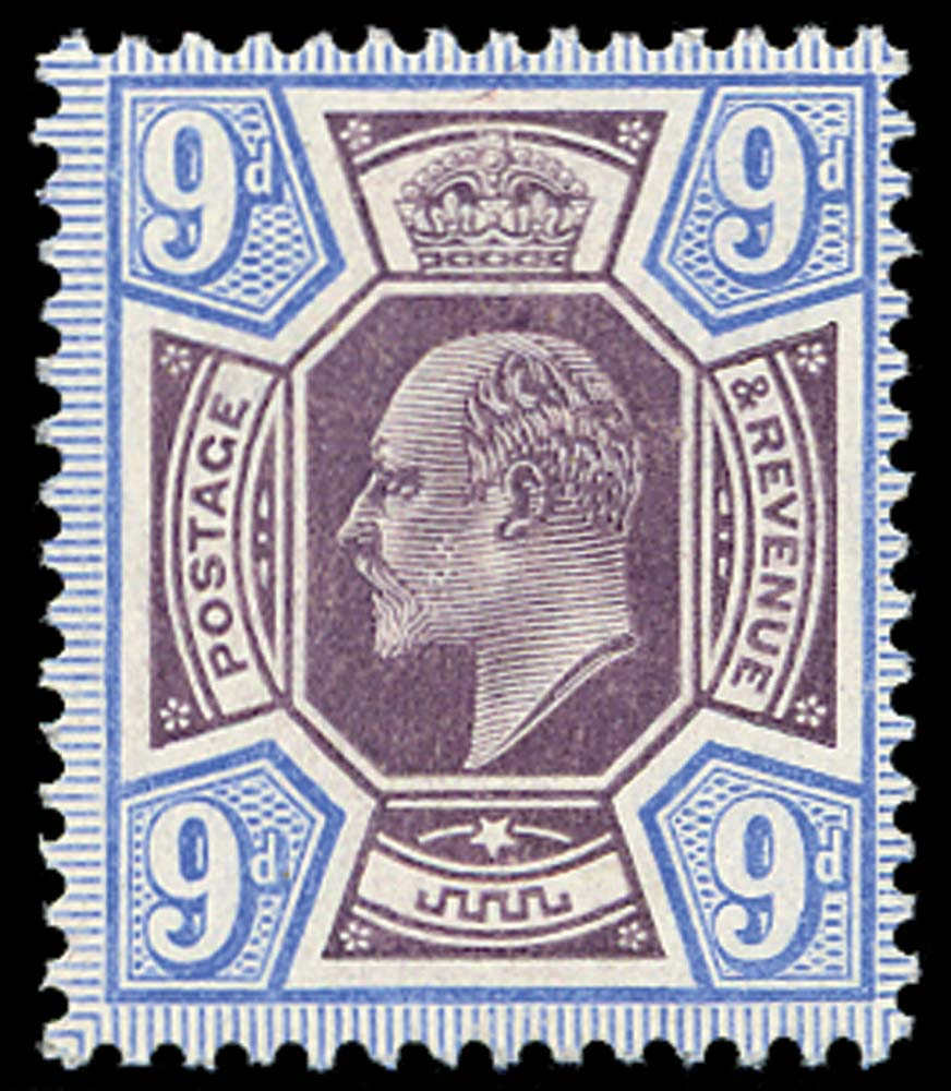GB 1905  SG251a var Mint Unused o.g.