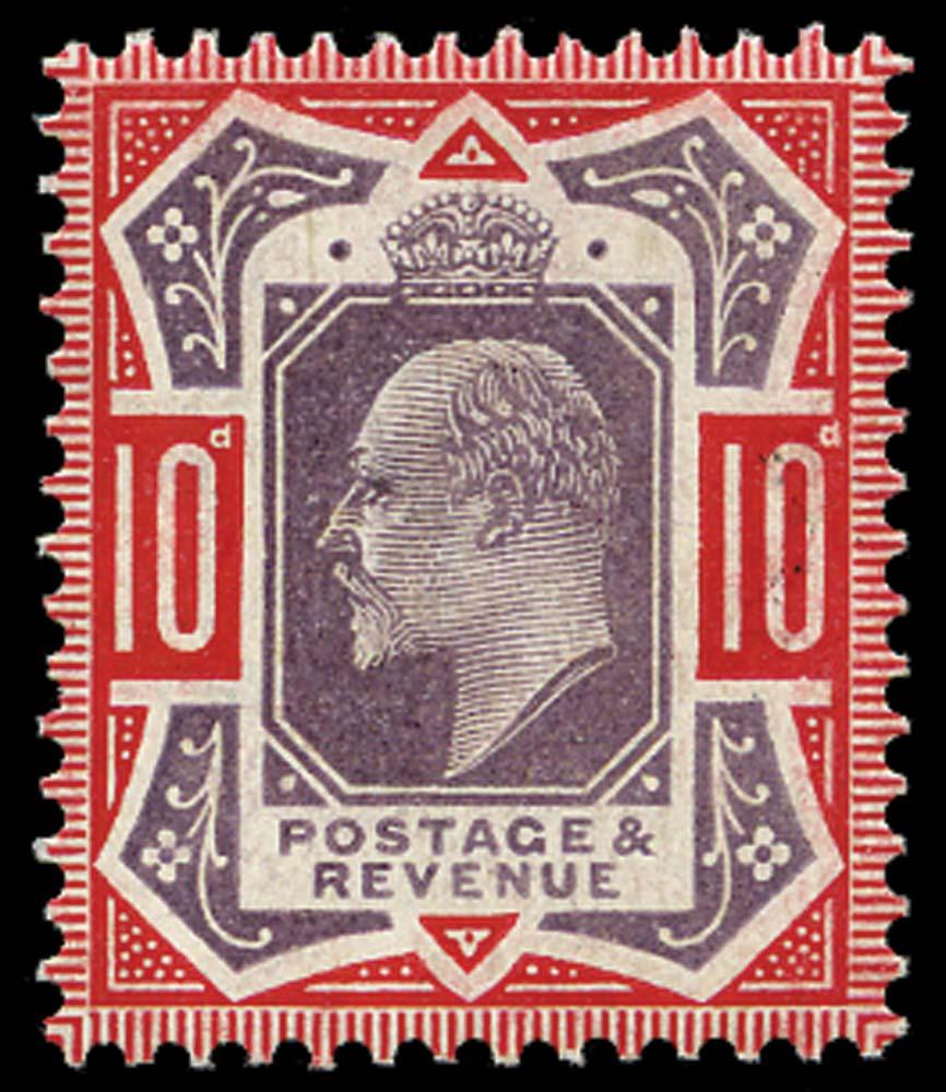GB 1910  SG256 Mint unused o.g.