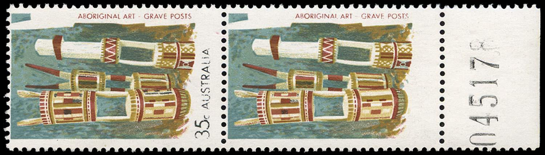 AUSTRALIA 1971  SG497ab Mint