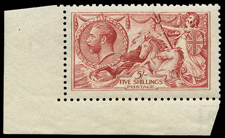 GB 1915  SG410 Mint
