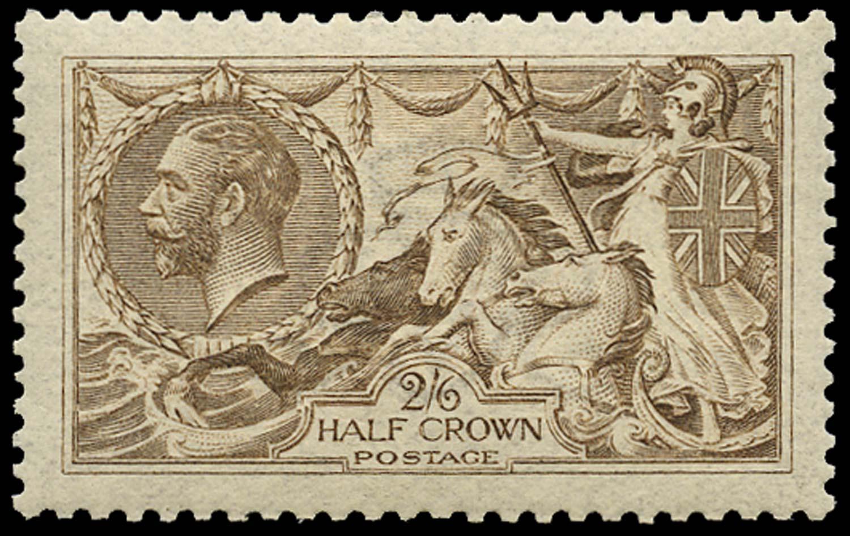 GB 1915  SG408var Mint