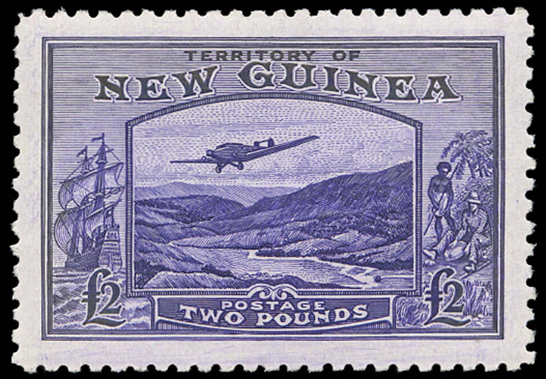 NEW GUINEA 1935  SG204 Mint