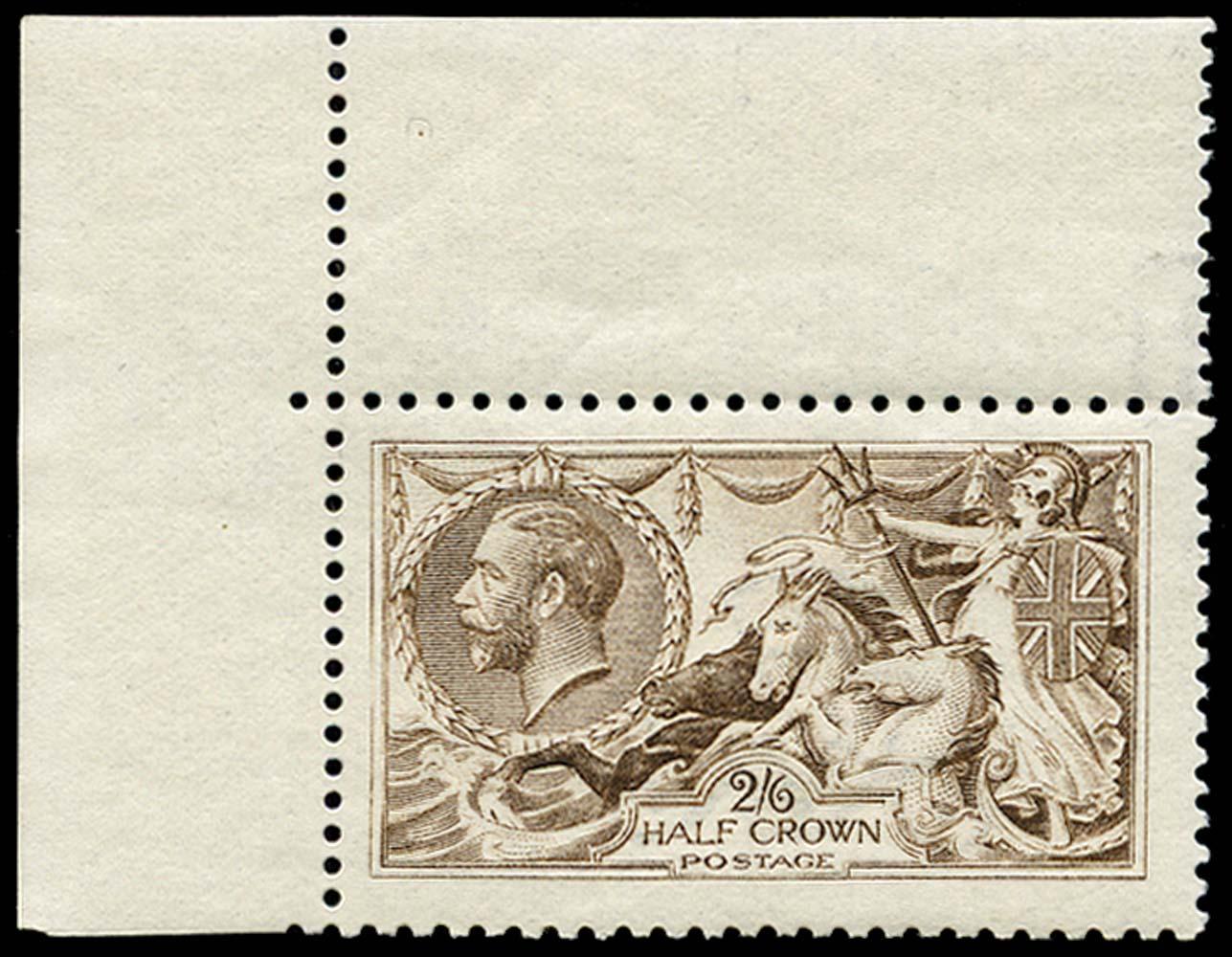 GB 1915  SG407 Mint