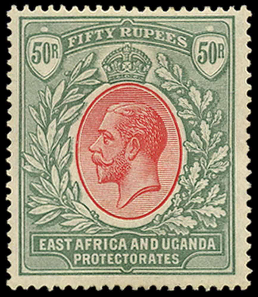 KUT 1912  SG61 Mint