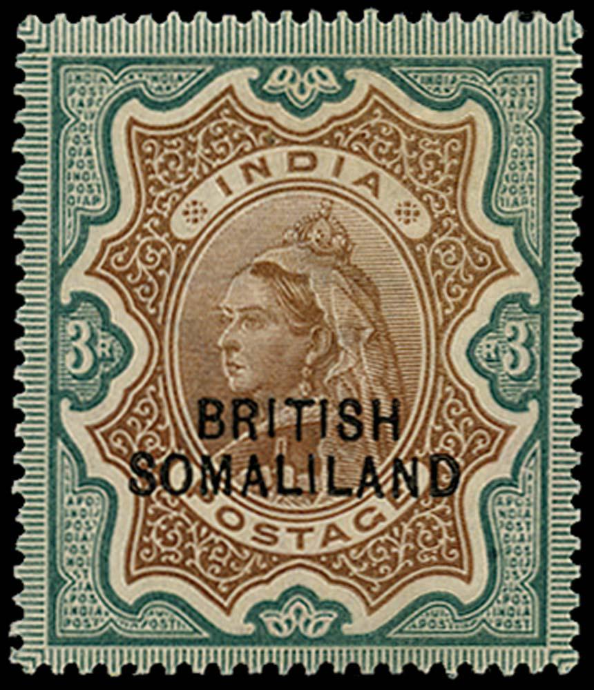 SOMALILAND PROTECT 1903  SG23 Mint