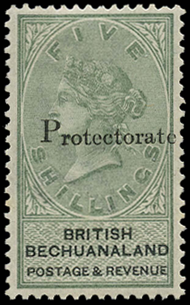 BECHUANALAND 1888  SG49 Mint