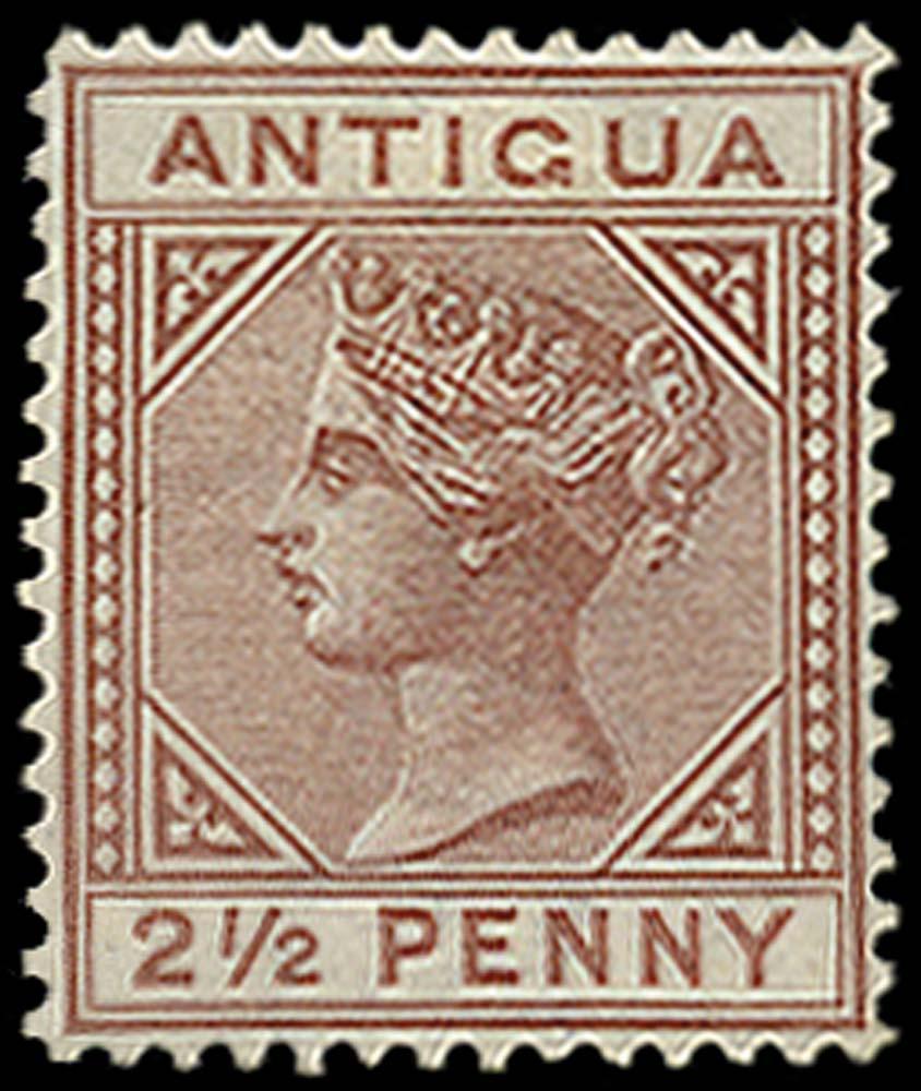 ANTIGUA 1879  SG19 Mint