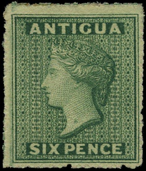 ANTIGUA 1863  SG8 Mint