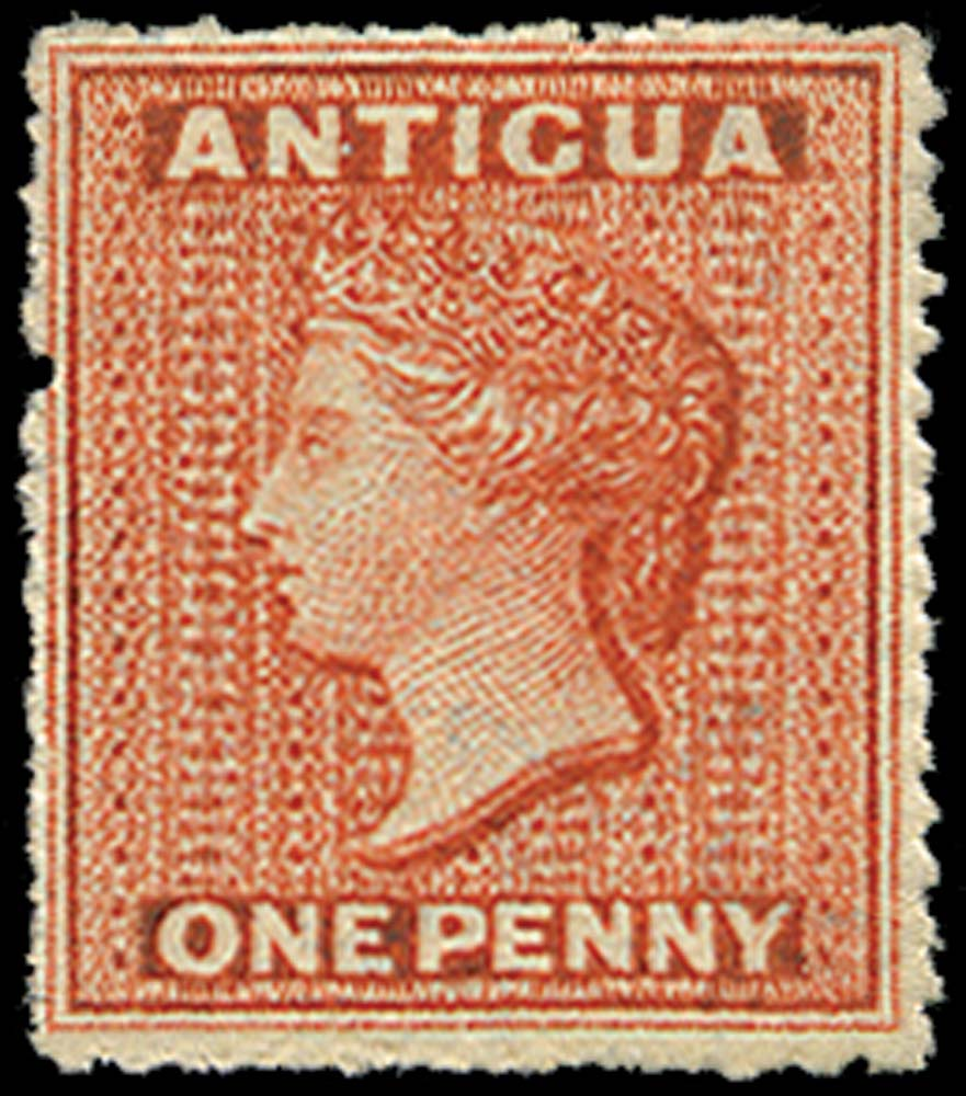 ANTIGUA 1863  SG7b Mint