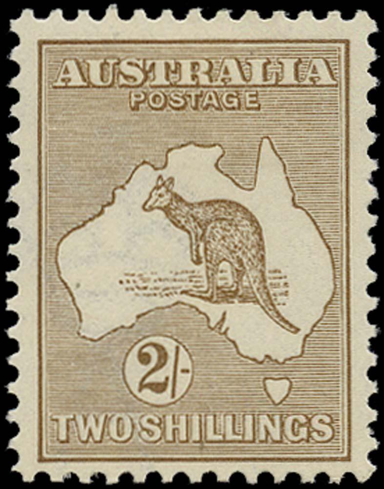 AUSTRALIA 1915  SG29 Mint