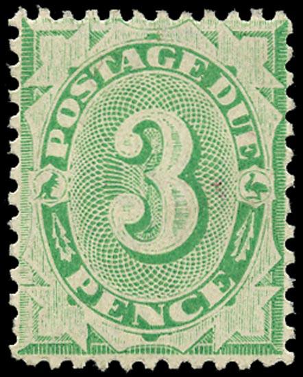 AUSTRALIA 1902  SGD25 Postage Due