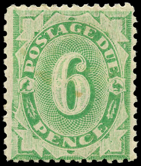 AUSTRALIA 1902  SGD28 Postage Due