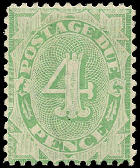 AUSTRALIA 1904  SGD49 Postage Due